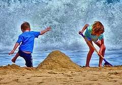 Post image for Unstructured Play & The Structured Child