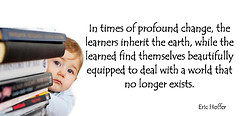 Post image for A Collection of 100 Quotes About Natural, Self-Directed Learning & Compulsory Schooling