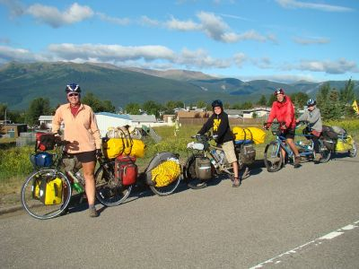 Thumbnail image for A Journey of 17,000 Miles – An Interview With Nancy Sathre-Vogel from Family on Bikes